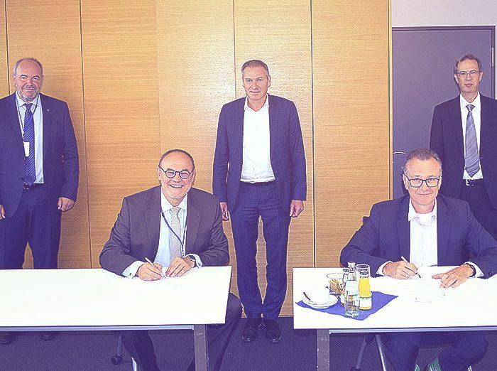 Erftverband und Wasserverband Eifel-Rur gründen Klärschlammkooperation